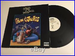 SNOOP DOGGY DOGG SIGNED Gin & Juice LP ALBUM VINYL Record Death Row Single