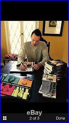 Scott Weiland & the Wildabouts SIGNED LP Album PSA #Y90568 Vinyl Auto Blender