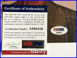 Shawn Mendes Signed Self Titled LP Album PSA/DNA #AE98526 Auto Pink Vinyl Rare