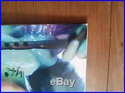 Signed! Bjork Utopia Double Album On Vinyl. TPLP1381 With Extras