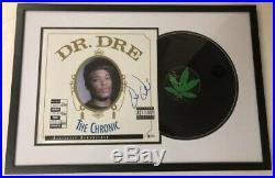 Signed Dr. Dre The Chronic Album Vinyl Official Original