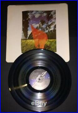 Signed Roger Waters Pink Floyd Wish You Were Here Vinyl Album Rare Proof Gilmour