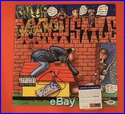 Snoop Dogg Signed Autographed DOGGYSTYLE LP Record Album Vinyl PSA DNA COA