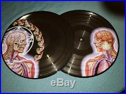 TOOL SIGNED Lateralus VINYL Album LIMITED EDITION Artist ALEX GREY with drawing