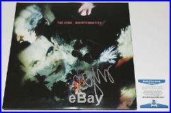 The Cure Robert Smith Signed'disintegration' Record Album Vinyl Lp Beckett Bas