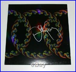 Tool Drummer Danny Carey Signed Lateralus Album Vinyl Record Lp Coa Ænima Proof