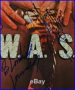 W. A. S. P. Signed Autograph JSA Record Album Vinyl Animal WASP