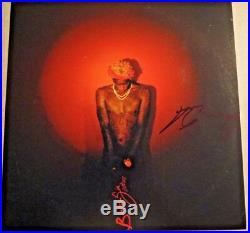 Young Thug Signed Autographed 12x12 Photo Vinyl Album Cover Barter 5